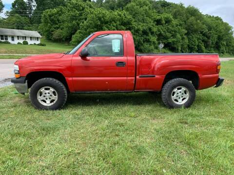 2001 Chevrolet Silverado 1500 for sale at ABINGDON AUTOMART LLC in Abingdon VA