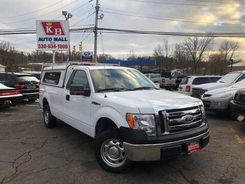 2010 Ford F-150 for sale at KB Auto Mall LLC in Akron OH