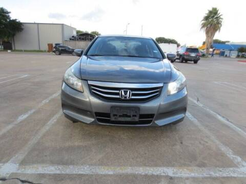 2012 Honda Accord for sale at MOTORS OF TEXAS in Houston TX