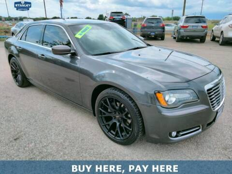 2013 Chrysler 300 for sale at Stanley Direct Auto in Mesquite TX
