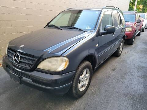 2000 Mercedes-Benz M-Class for sale at Car One in Essex MD