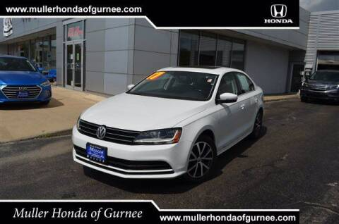 2017 Volkswagen Jetta for sale at RDM CAR BUYING EXPERIENCE in Gurnee IL