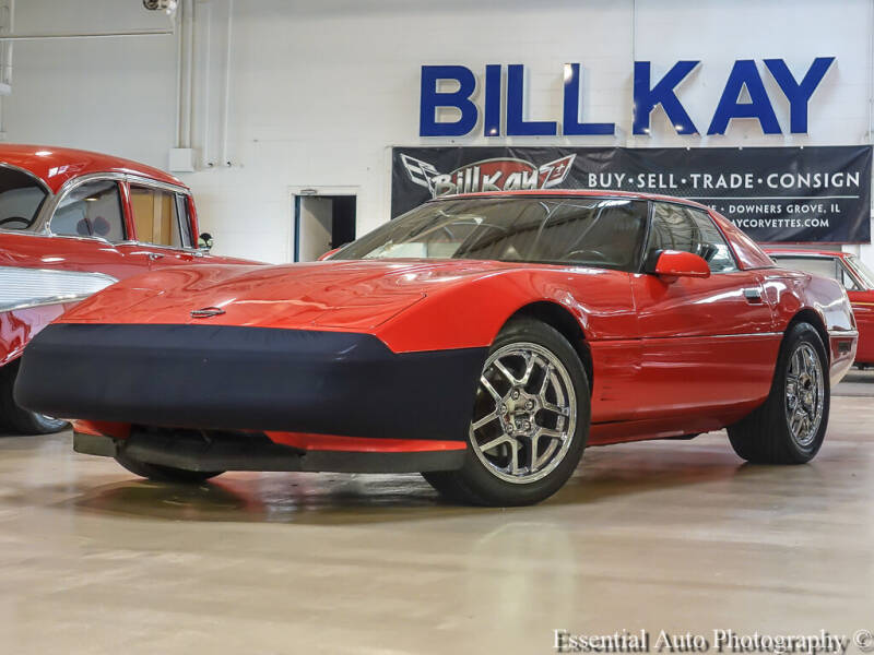 1994 Chevrolet Corvette for sale at Bill Kay Corvette's and Classic's in Downers Grove IL