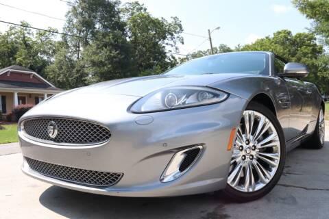 2012 Jaguar XK for sale at E-Z Auto Finance in Marietta GA
