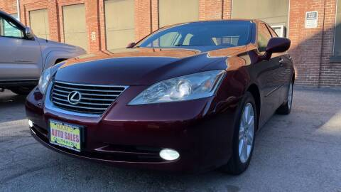 2007 Lexus ES 350 for sale at Rocky's Auto Sales in Worcester MA