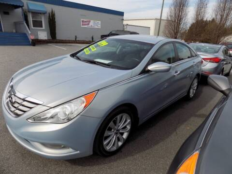 2011 Hyundai Sonata for sale at Pro-Motion Motor Co in Lincolnton NC