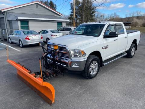 2014 RAM Ram Pickup 2500 for sale at Alexandria Auto Mart LLC in Alexandria PA