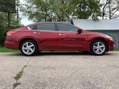 2013 Nissan Altima for sale at SMART DOLLAR AUTO in Milwaukee WI