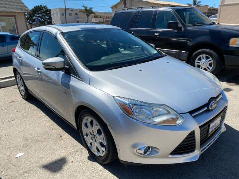 2012 Ford Focus for sale at HEILAND AUTO SALES in Oceano CA