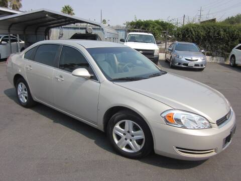 2008 Chevrolet Impala for sale at Public Wholesale in Sacramento CA