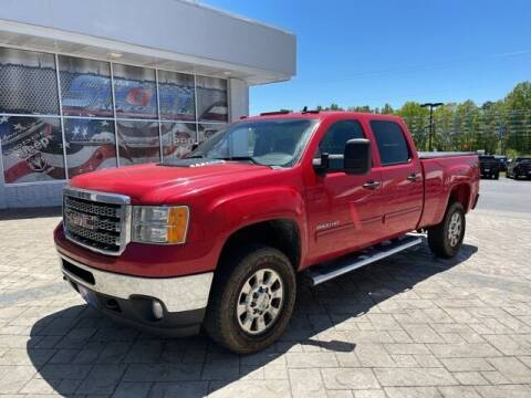2013 GMC Sierra 2500HD for sale at Tim Short Auto Mall in Corbin KY