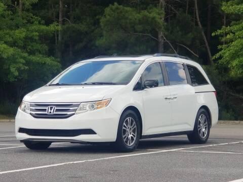 2012 Honda Odyssey for sale at United Auto Gallery in Suwanee GA