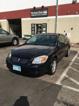2008 Pontiac G5 for sale at Specialty Auto Wholesalers Inc in Eden Prairie MN