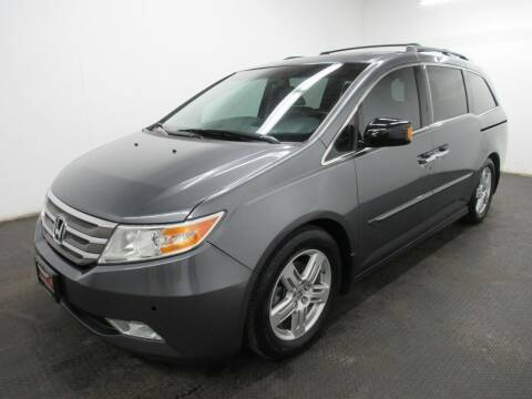 2013 Honda Odyssey for sale at Automotive Connection in Fairfield OH