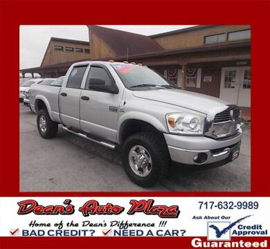 2009 Dodge Ram Pickup 2500 for sale at Dean's Auto Plaza in Hanover PA