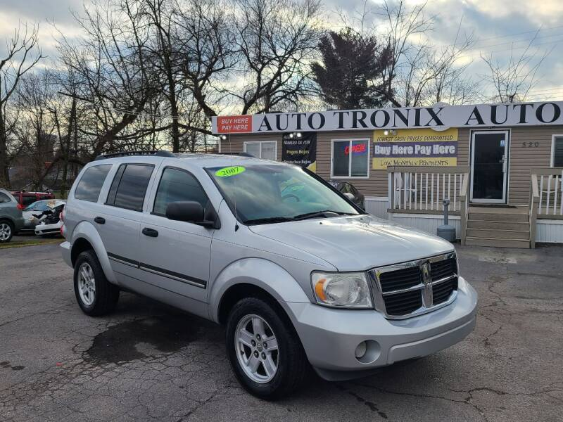 2007 Dodge Durango for sale at Auto Tronix in Lexington KY