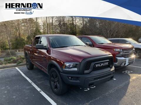 2020 RAM Ram Pickup 1500 Classic for sale at Herndon Chevrolet in Lexington SC