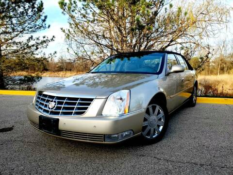2006 Cadillac DTS for sale at Excalibur Auto Sales in Palatine IL