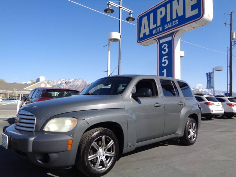 2008 Chevrolet HHR for sale at Alpine Auto Sales in Salt Lake City UT