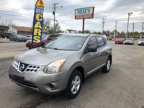 2011 Nissan Rogue for sale at Neals Auto Sales in Louisville KY