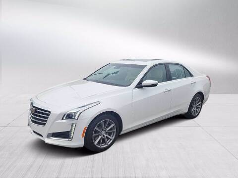2018 Cadillac CTS for sale at Fitzgerald Cadillac & Chevrolet in Frederick MD