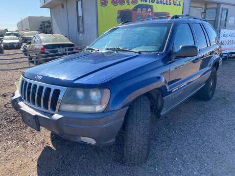 2003 Jeep Grand Cherokee for sale at 3 Guys Auto Sales LLC in Phoenix AZ
