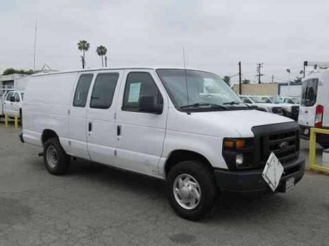 2013 Ford E-Series Cargo for sale at Atlantis Auto Sales in La Puente CA