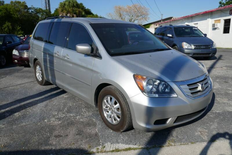 2009 Honda Odyssey for sale at J Linn Motors in Clearwater FL