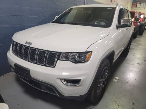 2019 Jeep Grand Cherokee for sale at AW Auto & Truck Wholesalers  Inc. in Hasbrouck Heights NJ