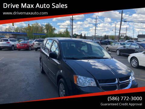 2011 Dodge Grand Caravan for sale at Drive Max Auto Sales in Warren MI