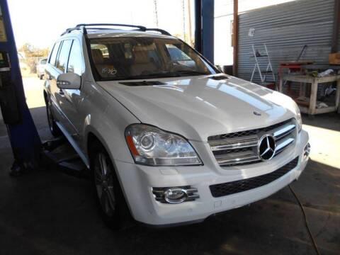 2008 Mercedes-Benz GL-Class for sale at Contra Costa Auto Sales in Oakley CA