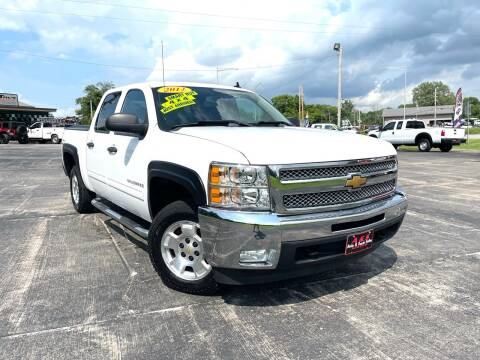 2012 Chevrolet Silverado 1500 for sale at A & S Auto and Truck Sales in Platte City MO
