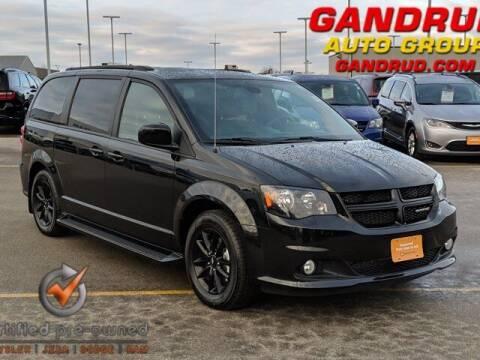2020 Dodge Grand Caravan for sale at Gandrud Dodge in Green Bay WI