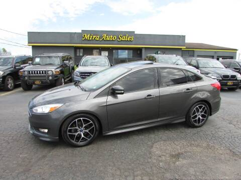 2015 Ford Focus for sale at MIRA AUTO SALES in Cincinnati OH