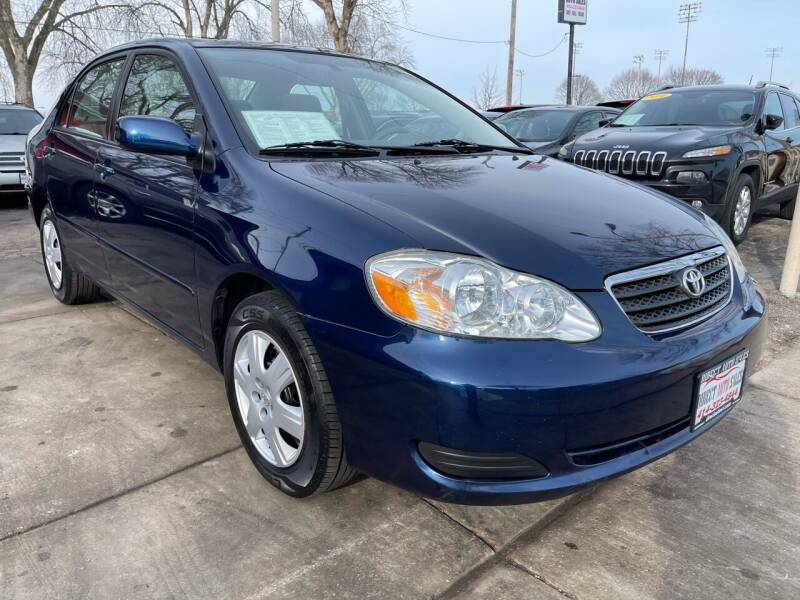 2005 Toyota Corolla for sale at Direct Auto Sales in Milwaukee WI