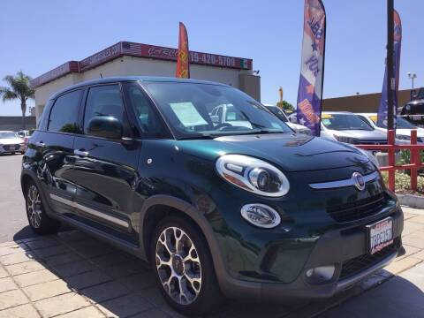 2014 FIAT 500L for sale at CARCO SALES & FINANCE - CARCO OF POWAY in Poway CA