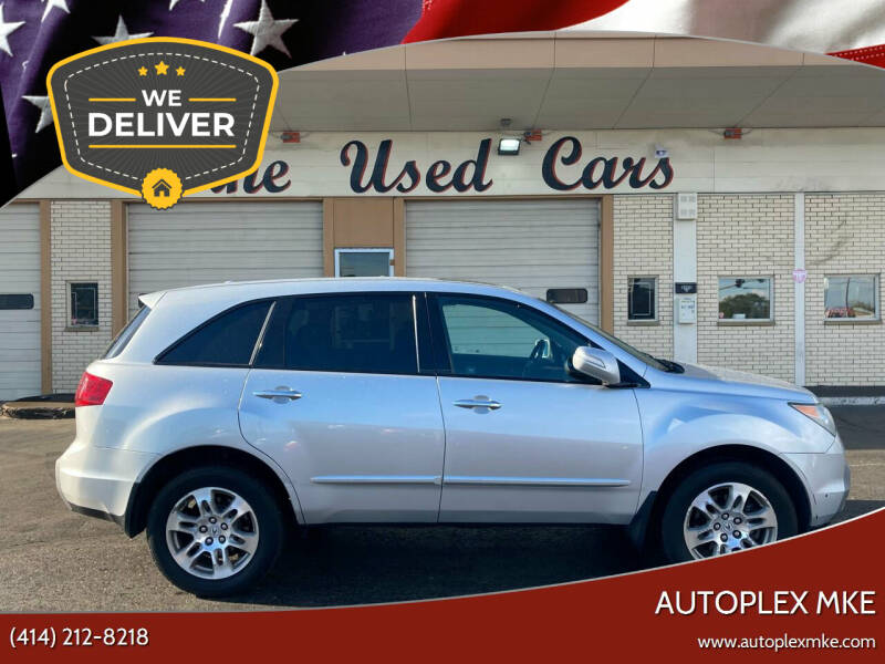 2007 Acura MDX for sale at Autoplex MKE in Milwaukee WI