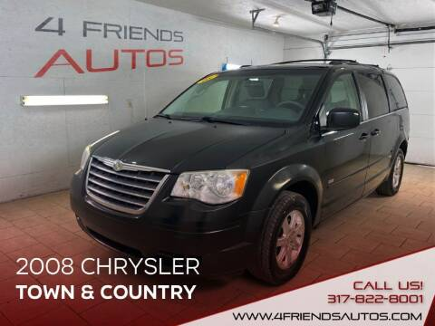 2008 Chrysler Town and Country for sale at 4 Friends Auto Sales LLC in Indianapolis IN