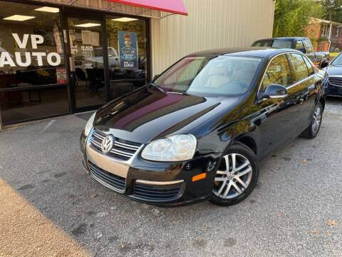 2006 Volkswagen Jetta for sale at VP Auto in Greenville SC
