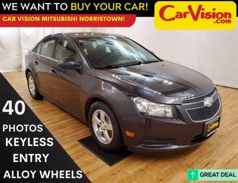 2014 Chevrolet Cruze for sale at Car Vision Mitsubishi Norristown in Trooper PA