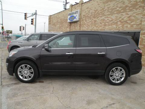 2015 Chevrolet Traverse for sale at Kingdom Auto Centers in Litchfield IL