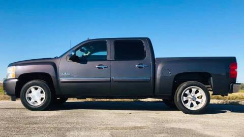 2010 Chevrolet Silverado 1500 for sale at Palmer Auto Sales in Rosenberg TX