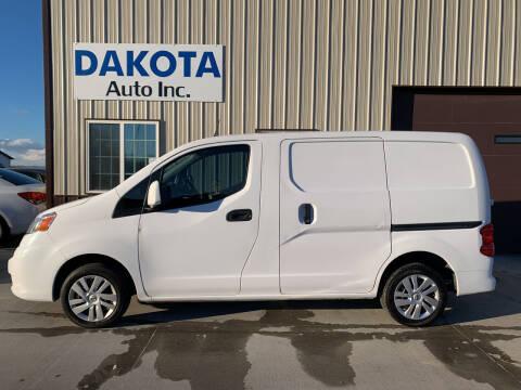 2017 Nissan NV200 for sale at Dakota Auto Inc. in Dakota City NE