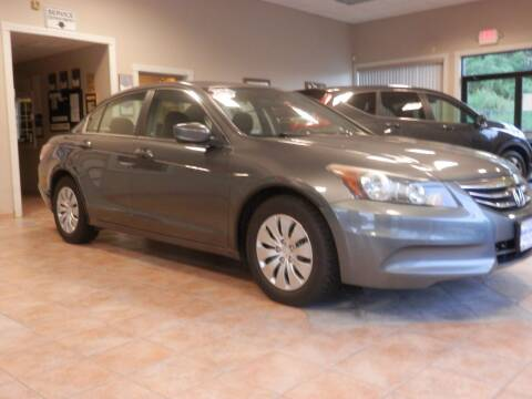 2012 Honda Accord for sale at ABSOLUTE AUTO CENTER in Berlin CT
