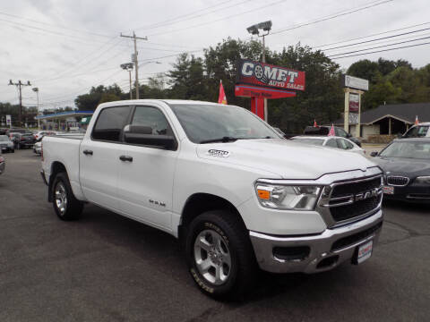 2019 RAM Ram Pickup 1500 for sale at Comet Auto Sales in Manchester NH