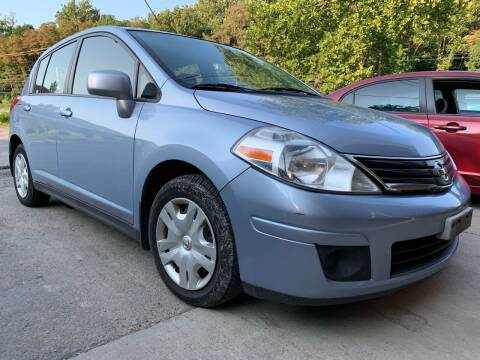 2010 Nissan Versa for sale at Auto Warehouse in Poughkeepsie NY