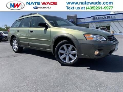 2007 Subaru Outback for sale at NATE WADE SUBARU in Salt Lake City UT