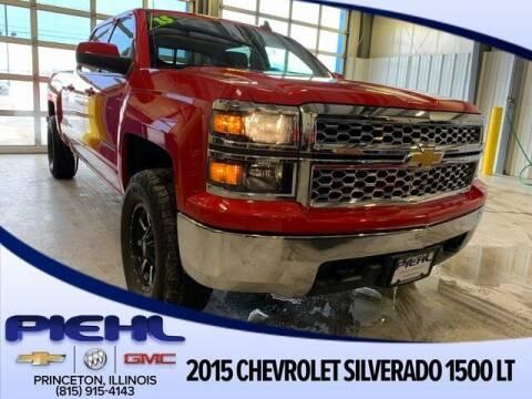2015 Chevrolet Silverado 1500 for sale at Piehl Motors - PIEHL Chevrolet Buick Cadillac in Princeton IL