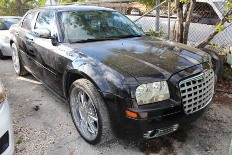2006 Chrysler 300 for sale at Goval Auto Sales in Pompano Beach FL