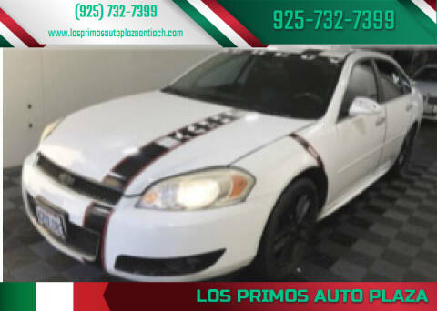 2013 Chevrolet Impala for sale at Los Primos Auto Plaza in Antioch CA